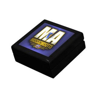 Massachusetts (MA) Jewelry Box