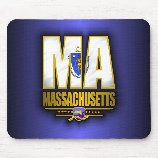 Massachusetts (MA) Mouse Pads