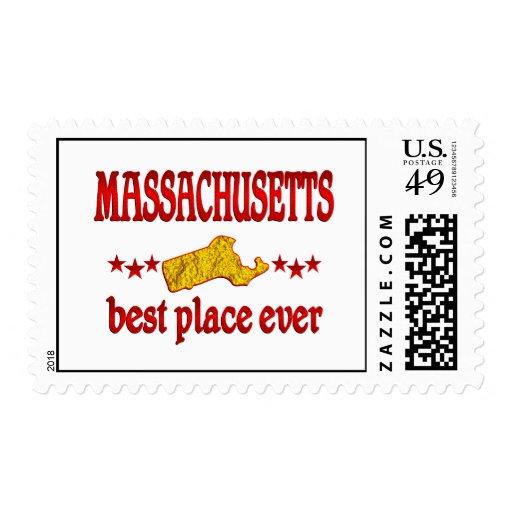 Massachusetts mejor sello