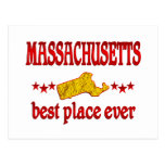 Massachusetts mejor tarjeta postal