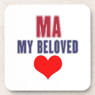 Massachusetts mi querido posavaso