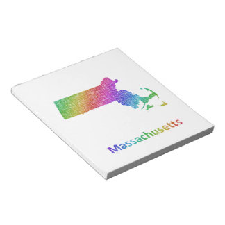 Massachusetts Notepad