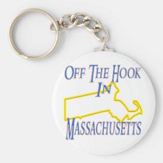 Massachusetts - Off The Hook Keychains
