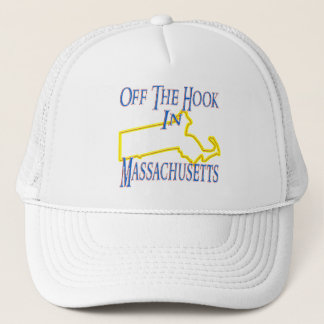 Massachusetts - Off The Hook Trucker Hat