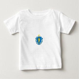 Massachusetts Official State Flag Baby T-Shirt