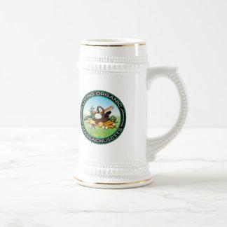 Massachusetts orgánico jarra de cerveza