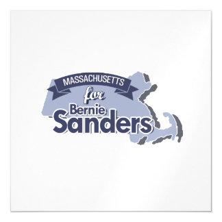 Massachusetts para las chorreadoras de Bernie