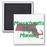 Massachusetts Plant Manager Magnets