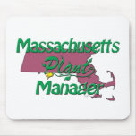 Massachusetts Plant Manager Mousepads