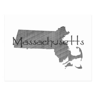 Massachusetts Postcard