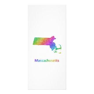 Massachusetts Rack Card