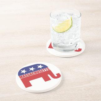 Massachusetts Republican Elephant Coaster