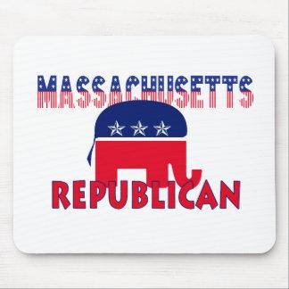 Massachusetts Republican Mousepads