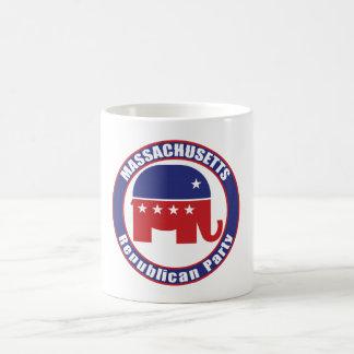 Massachusetts Republican Party Mug