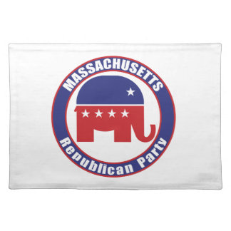 Massachusetts Republican Party Placemats