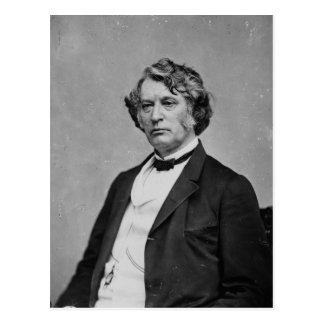 Massachusetts Republican Senator Charles Sumner Postcard