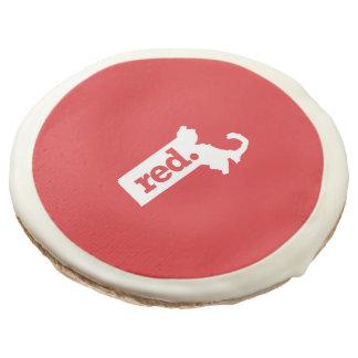 Massachusetts Republican Sugar Cookie