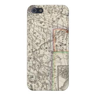 Massachusetts, Rhode Island 2 iPhone 5 Funda