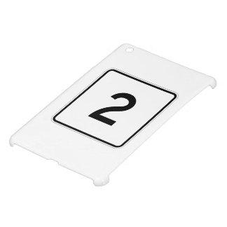 Massachusetts Route 2 iPad Mini Case