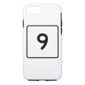 Massachusetts Route 9 iPhone 8/7 Case