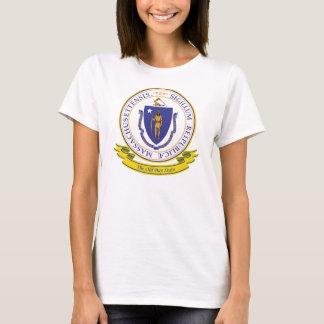 Massachusetts Seal T-Shirt
