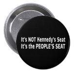 Massachusetts Senate Race Pin