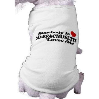 Massachusetts Shirt