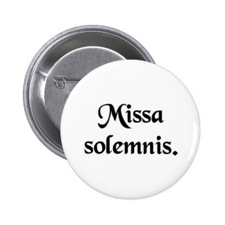 Massachusetts solemne pins
