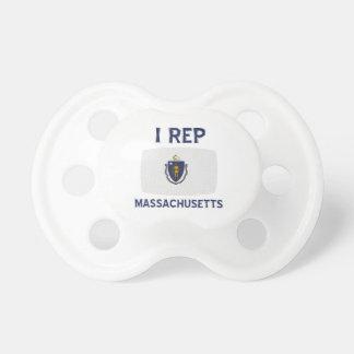 massachusetts state designs pacifier