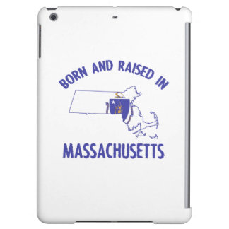 Massachusetts state flag and map designs