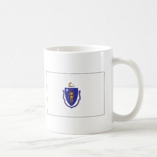 Massachusetts State Flag Coffee Mug