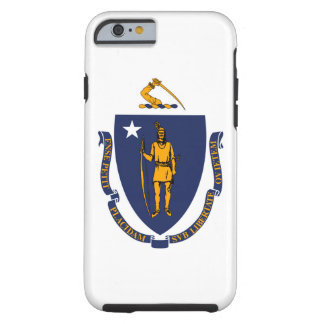 Massachusetts State Flag Design Tough iPhone 6 Case