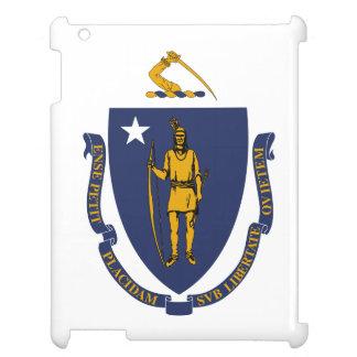 Massachusetts State Flag iPad Covers