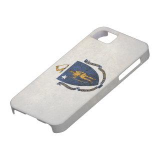 Massachusetts state flag iPhone SE/5/5s case