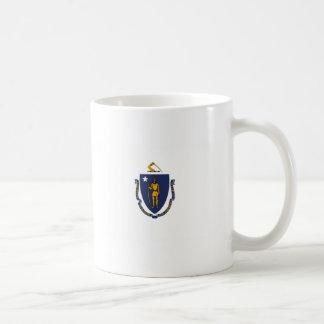 Massachusetts State Flag Mugs