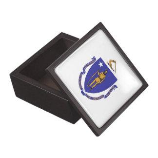 Massachusetts State Flag Premium Gift Box
