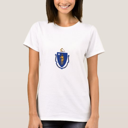Massachusetts State Flag T-Shirt