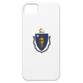 Massachusetts state flag usa united america symbol iPhone SE/5/5s case