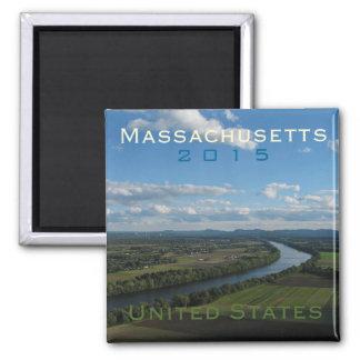 Massachusetts State Fridge Magnet Change Year