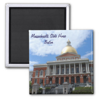 Massachusetts State House, Boston Magnet