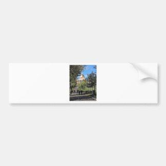 Massachusetts State House Bumper Sticker