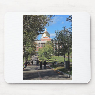 Massachusetts State House Mouse Pad