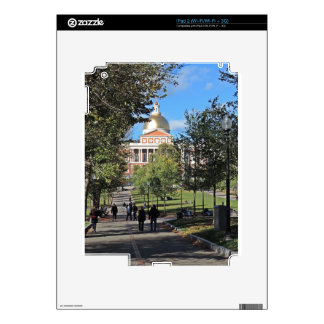 Massachusetts State House Skins For The iPad 2
