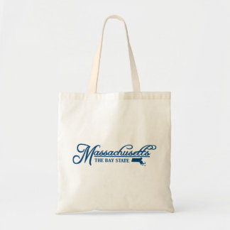 Massachusetts (State of Mine) Tote Bag