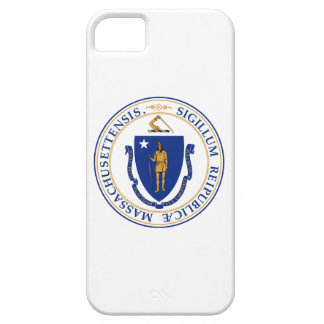 Massachusetts state seal america republic symbol f iPhone SE/5/5s case