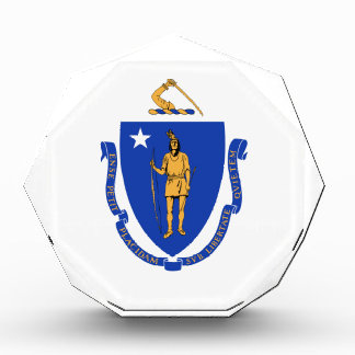 Massachusetts State Seal Award