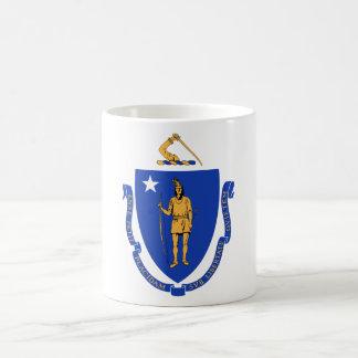 Massachusetts State Seal Mugs