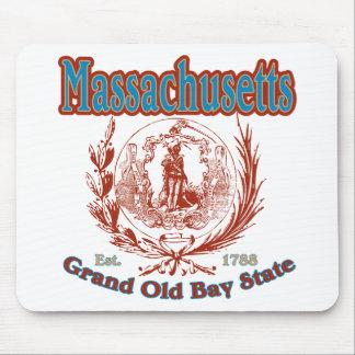 Massachusetts Tapete De Ratones