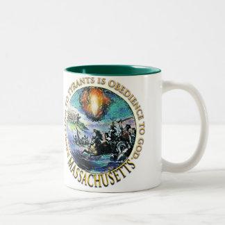 Massachusetts Tea Party Mug