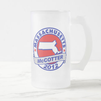 Massachusetts Thad McCotter Mug
